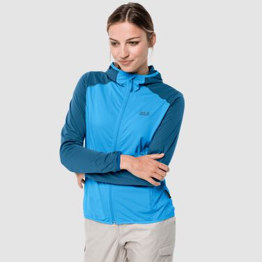 HYDRO HOODED LIGHT JACKET W