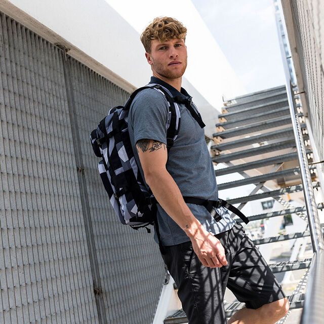 SUMMER IN THE CITY OUTFIT MEN